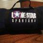Lone Star Spartans Fleece Stadium Blanket